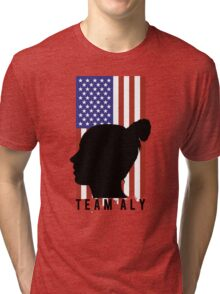 TEAM ALY Tri-blend T-Shirt