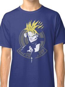 Capsule Corp - Super Saiyan Kid Trunks Classic T-Shirt