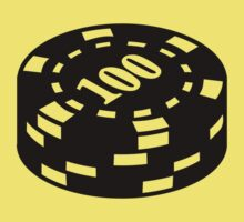 Poker chips 100 Kids Clothes