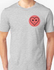 SMILEY HEART Unisex T-Shirt