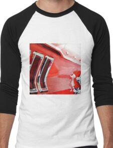 vintage car aquarell Men's Baseball ¾ T-Shirt