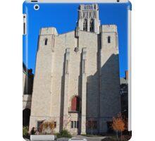 University of Toledo- Campus Mall Side I iPad Case/Skin