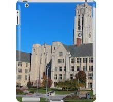 University of Toledo- Campus Mall Side II iPad Case/Skin