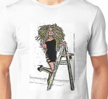 YOUR MAKE-UP IS TERRIBLE Unisex T-Shirt
