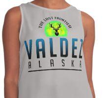 Valdez Alaska Contrast Tank