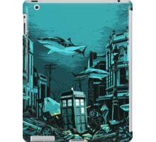 Underwater Tardis iPad Case/Skin