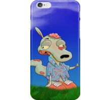 Zombie Rocko iPhone Case/Skin