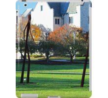 University of Toledo- Campus Art I iPad Case/Skin
