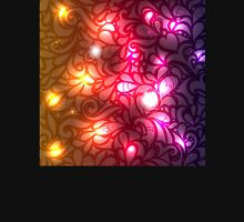 Glowing. Zipped Hoodie