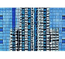Building, Reflected Photographic Print