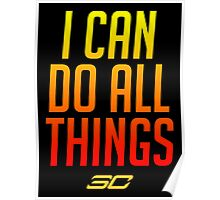 I can do all things - FIRED UP! #2 Poster