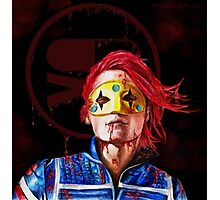 Bloody Party Poison Photographic Print