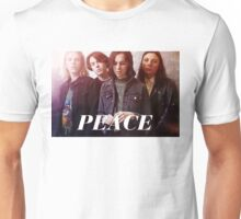 Peace Band Poster  Unisex T-Shirt