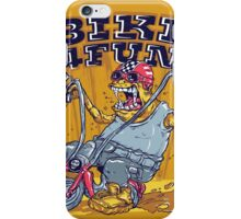 Bike 4 Fun 578 iPhone Case/Skin