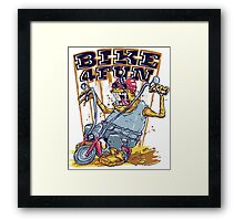 Bike 4 Fun 578 Framed Print