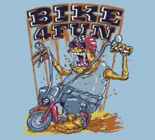 Bike 4 Fun 578 Kids Tee