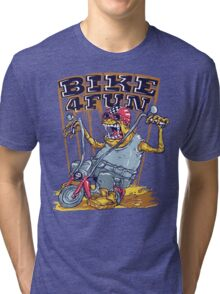 Bike 4 Fun 578 Tri-blend T-Shirt