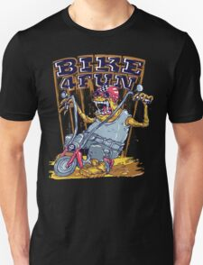 Bike 4 Fun 578 Unisex T-Shirt