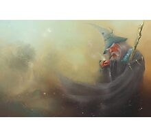Gandalf Pipe-Weed... Photographic Print