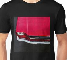 vintage car aquarell Unisex T-Shirt