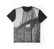 Yaquina Bay Bridge © Graphic T-Shirt