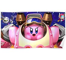 Super Kirby Poster