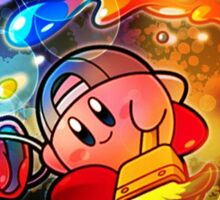 Kirby Art Sticker