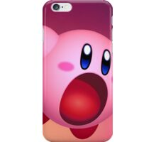 Kirby Eat iPhone Case/Skin