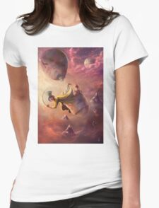 My doll! Womens Fitted T-Shirt
