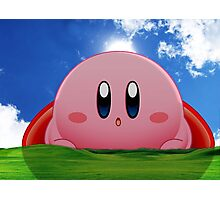 Kirby Oh Photographic Print