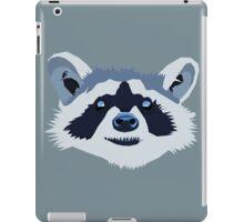 Vector Raccoon  iPad Case/Skin