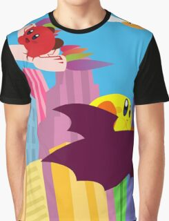 Kirby Pary Graphic T-Shirt