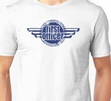 First Officer Unisex T-Shirt