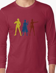 The Three Trainer Long Sleeve T-Shirt