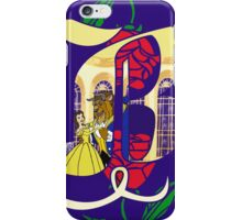 B is for Beauty and the Beast iPhone Case/Skin