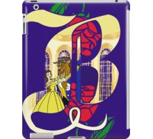 B is for Beauty and the Beast iPad Case/Skin