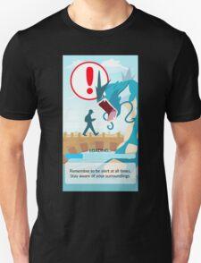 POKEMON GO LOADING SCREEN STUCK Unisex T-Shirt