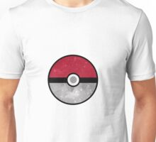 Galaxy Pokemon Pokeball Unisex T-Shirt