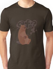 Café? Unisex T-Shirt