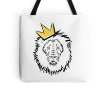 King of The Beasts Tote Bag