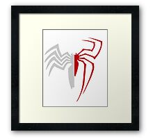 spiderman venom  Framed Print