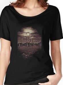 Lights out the movie Women's Relaxed Fit T-Shirt
