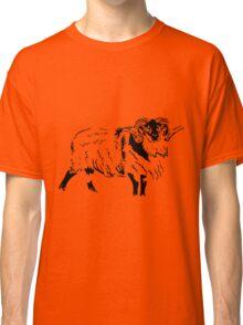 Boreray sheep Classic T-Shirt