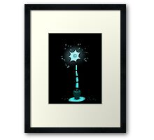 Give It Time To Grow Framed Print