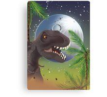 Tyrannosaurus Rage!  Canvas Print
