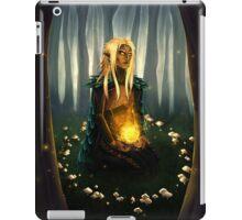 when the night meets the dawn iPad Case/Skin