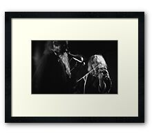 Cleis Pierce  Framed Print