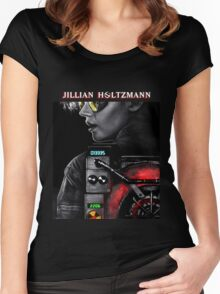 Jillian Holtzmann Women's Fitted Scoop T-Shirt