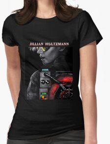 Jillian Holtzmann Womens Fitted T-Shirt