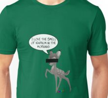 YENSID_i_love_the_smell_of_napalm Unisex T-Shirt